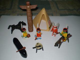 ... de brincar com Playmobil