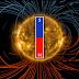 Il campo magnetico del Sole pronto a invertirsi