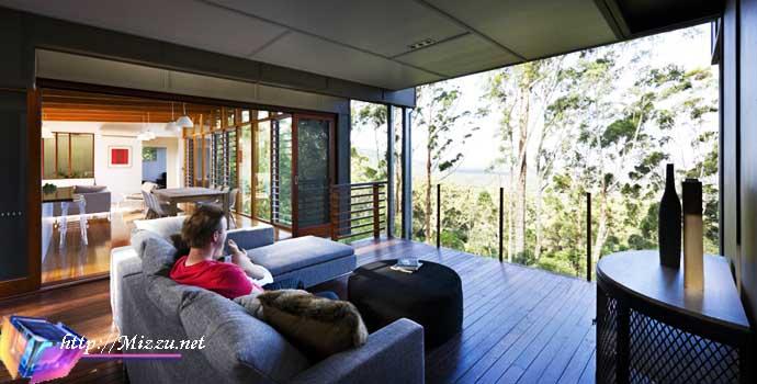 Rumah Minimalis Di Australia Karya Desainer Timstewartarchitects