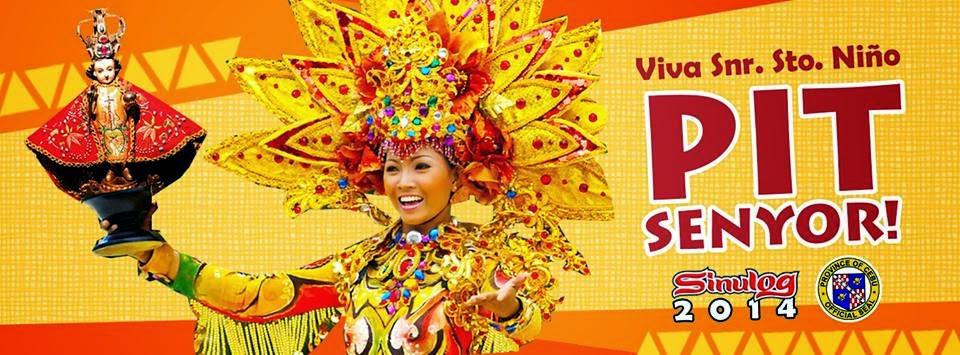 Viva Pit Senior Sinulog 2014