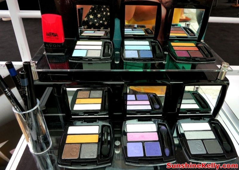 New Avon Makeup Collection