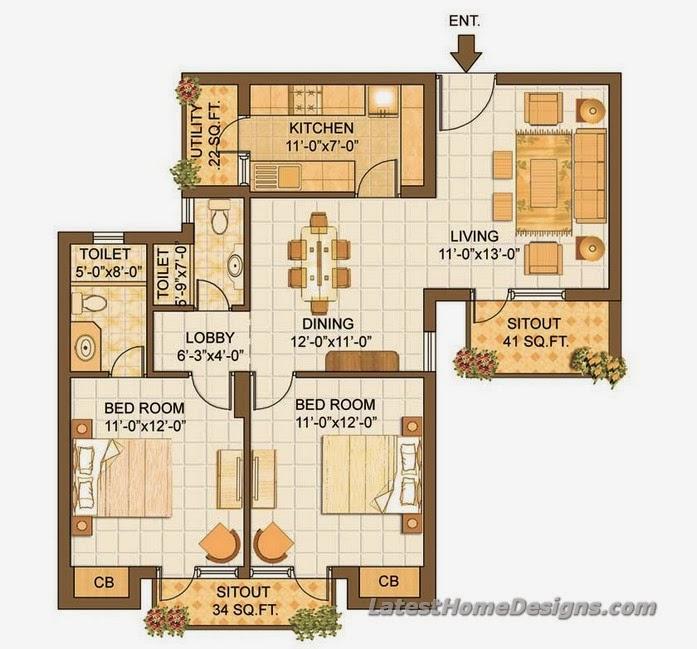 Dental office design 1250 sq ft plans 3d joy studio for Dental office design 1500 square feet