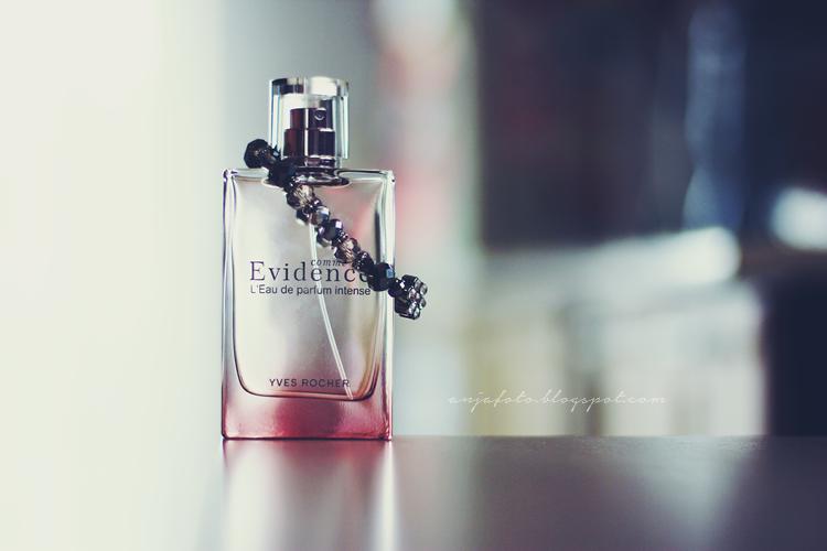 perfumy, yves rocher, yves rocher evidence, anjafotografia