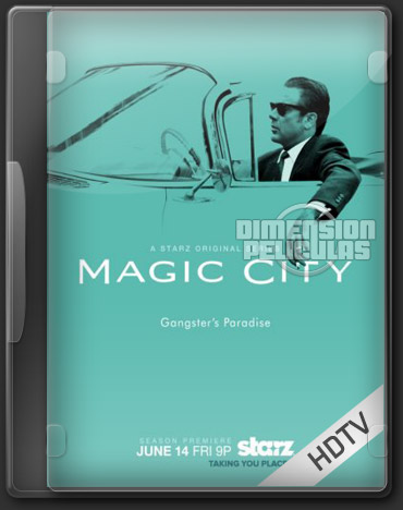 Magic City (Temporada 2 HDTV Inglés Subtitulada) (2013)