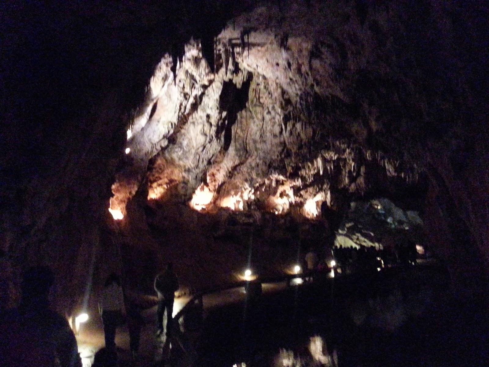 cueva valporquero leon