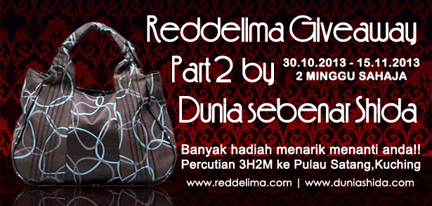 http://www.duniashida.com/2013/10/reddelima-giveaway-part-2-by-dunia.html