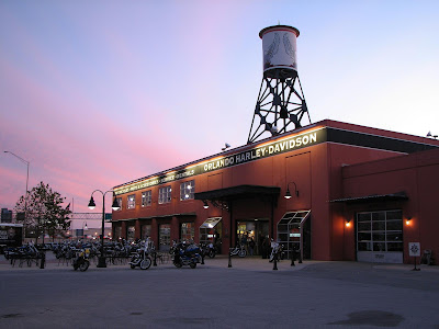 Orlando Harley Davidson Historic Factory Event Venue