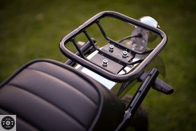 Honda CJ 250 Scrambler by 7sevenCustoms