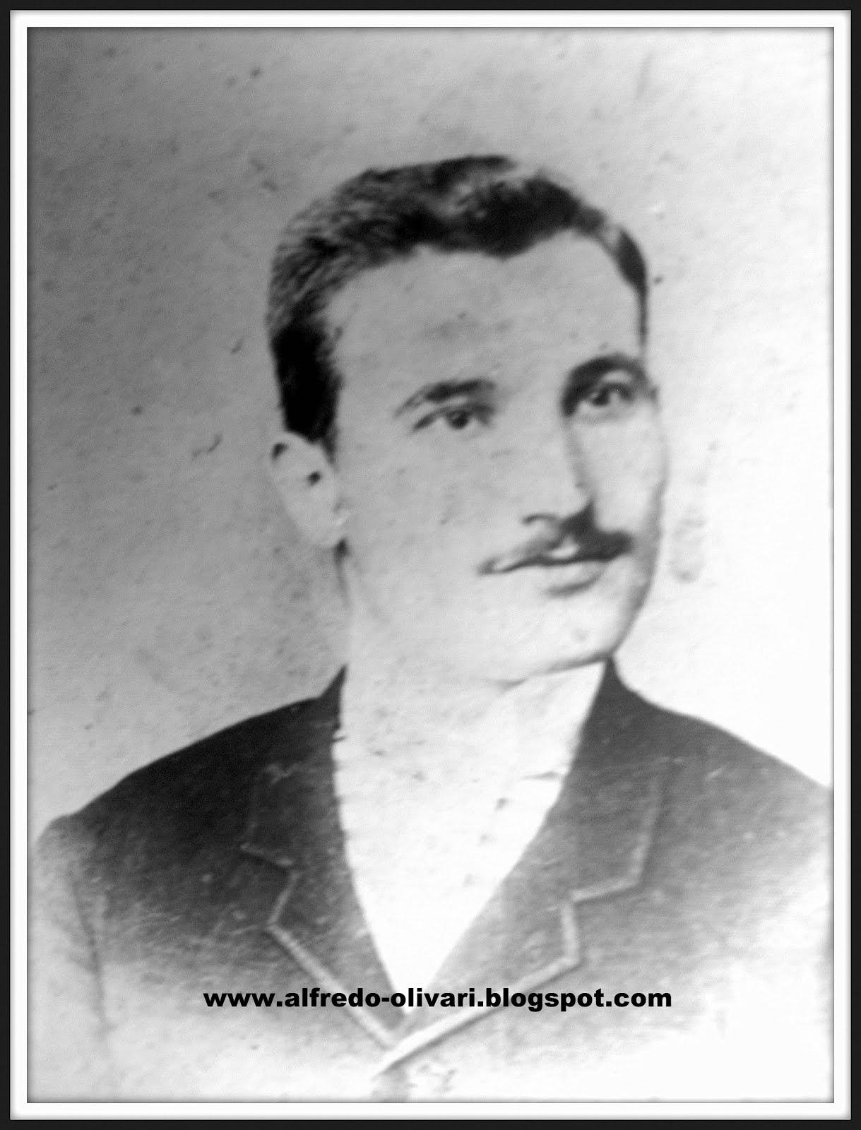 Arquitecto Alfredo Olivari (Liorna 1867- Sin datos)