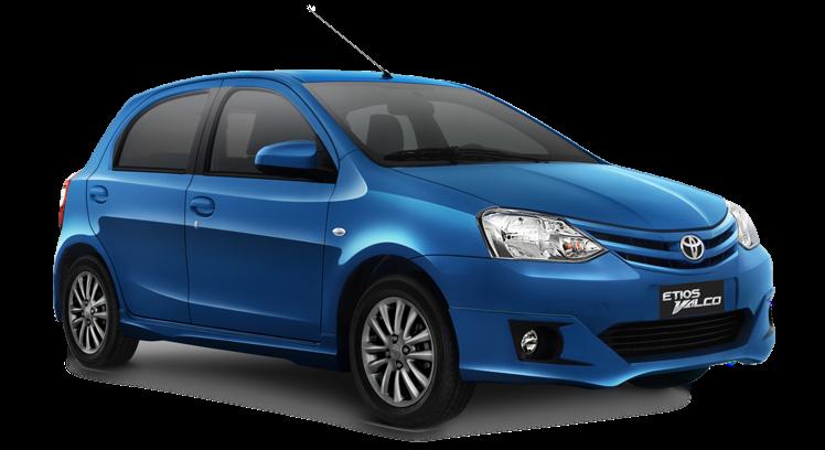 Toyota Etios Valco 2015