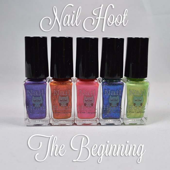 Nail Hoot The Beginning Swatches & Review - Manna\'s Manis