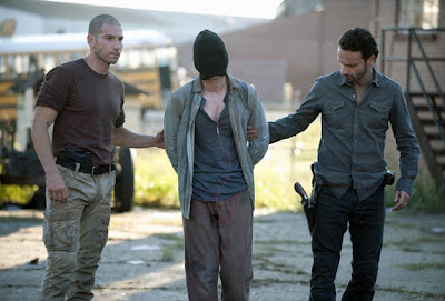 The Walking Dead, Shane, Rick, Randall, Season 2, picture