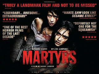 Martyrs una película brutal dirigida por Pascal Laugier