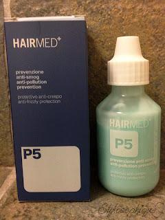 Hairmed, anti smog, smog, capelli, prodotti per capelli, capelli secchi, review, recensione, beauty blog, P5