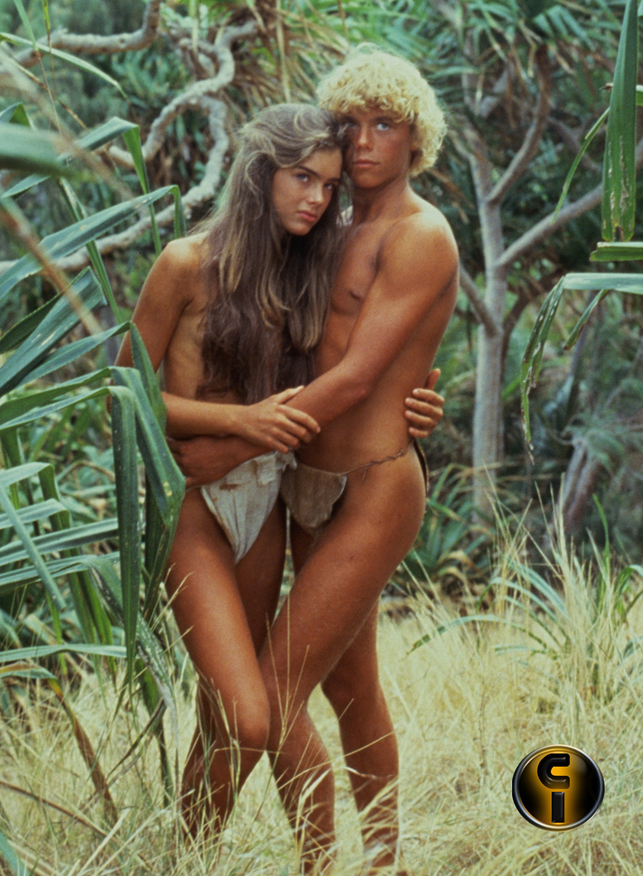 Congratulate, excellent Blue lagoon movie naked scene