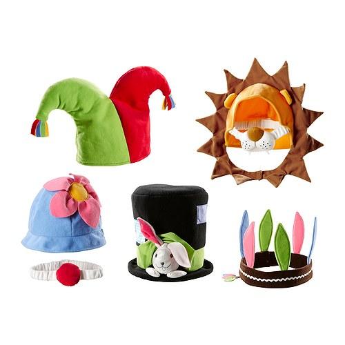 ♫ ikea e momichan ♫: travestimenti - Cappelli Lampade Ikea