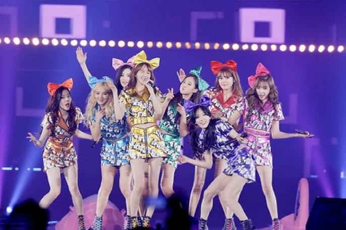 Girls' Generation, Sepang, Malaysia, F1
