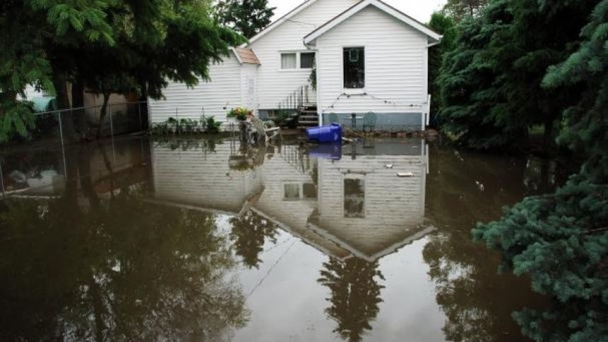 Parable Of The Wise And The Foolish Builders - What To Do When Your House Floods