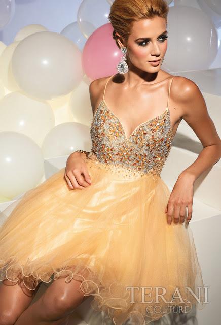Vestidos cortos de fiesta terani 2012 20 - Gen� K�z Abiye Modelleri