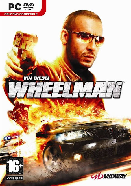 VIN DIESEL : WHEELMAN [REPACK][ONE2UP]