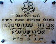 הנצחות בבית הכנסת