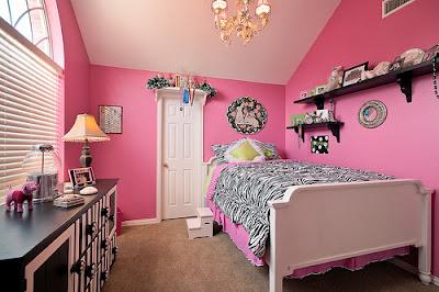 Decoraciones y mas modernos y coloridos dormitorios para for Cuartos para nina de 11 anos modernos