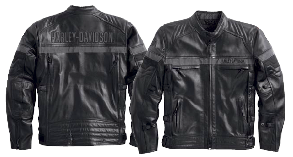 Harley Davidson Men S Xl Evolution Triple Vent Switchback Leather Jacket