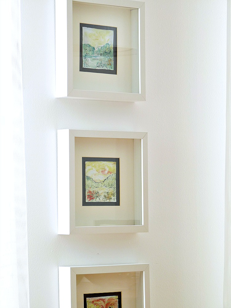 How to Inexpensively Frame Oddly Sized Art, Without a Custom Mat ...