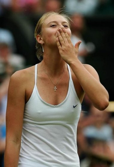 """maria sharapova flirting with reporter During a live interview, cricketer chris gayle complimented and then asked out a television journalist his indiscretion has got gayle into trouble with cricket administrators in australia, where he is playing for melbourne renegades in the big bash league """"i wanted to come and have an interview."""