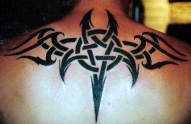 Tribal Tattoos For Men On Back