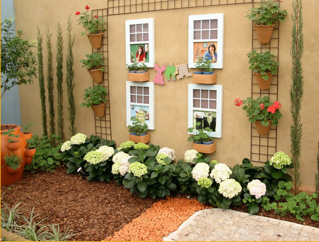 Artesanato Em Argila ~ Coisas da Kátia  Artesanato e decoraç u00e3o para o quintal