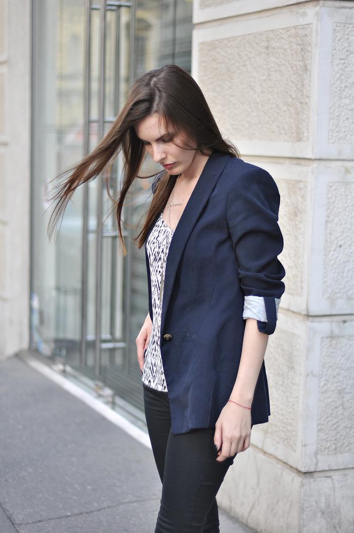 aleksandra skorupan, velvet and milk blog, street style,Adidas Superstar, Zara, Mango