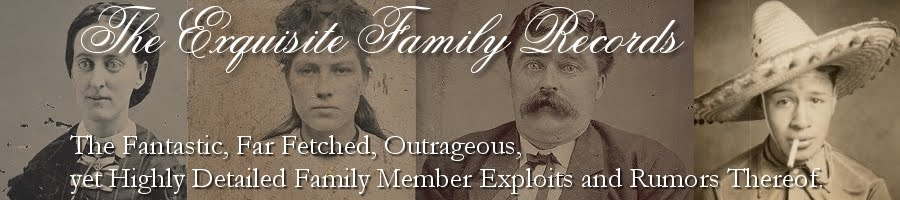 The Exquisite Family Records