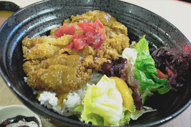 Chicken Tonkatsu Curry