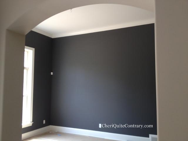 Peppercorn Paint Color
