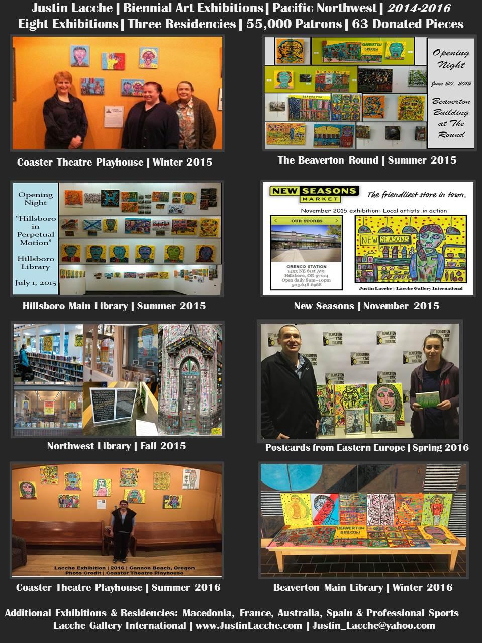 Biennial Art Exhibitions