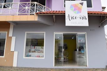 Inaugurou em Turvo, a Arco-Íris Papelaria, uma loja completa em material escolar, escritório...