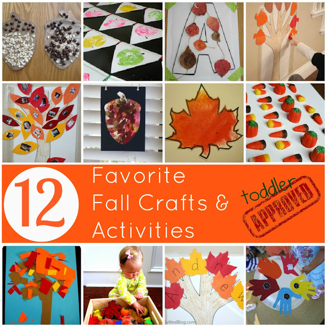 toddler approved 12 favorite fall crafts and activities. Black Bedroom Furniture Sets. Home Design Ideas