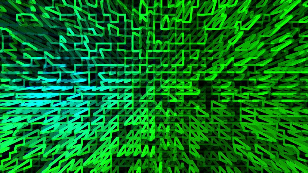 Background Powerpoint Go Green ukuran penu h