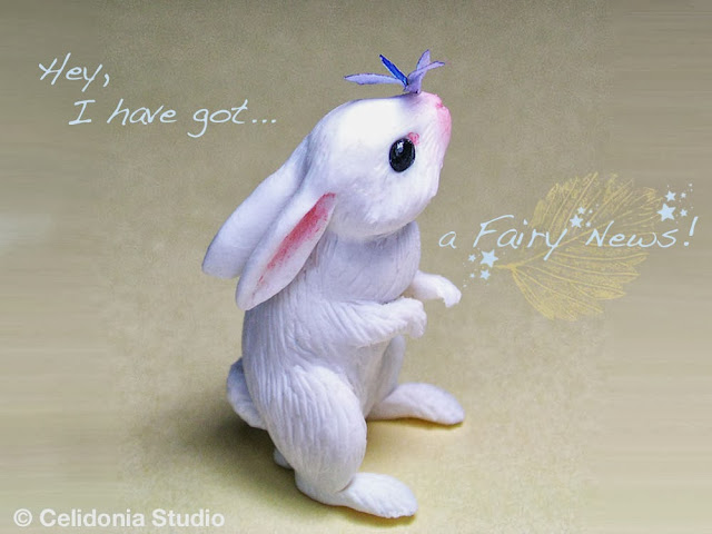 Fairy News Rabbit
