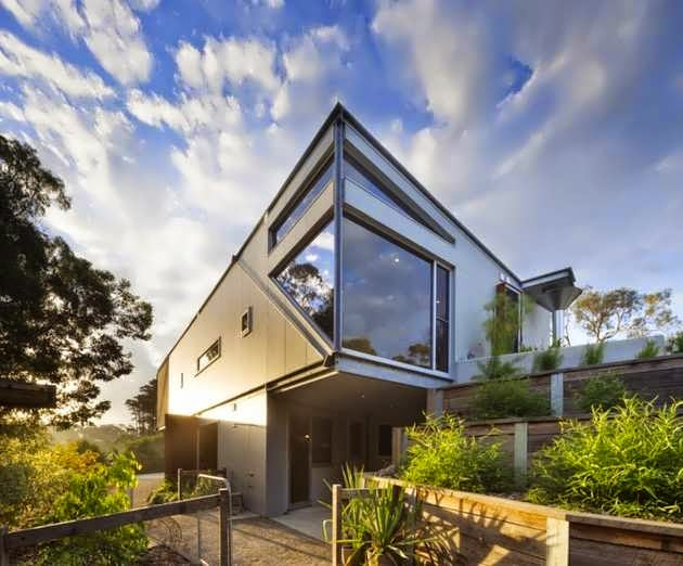 144) Mornington Peninsula Cool Seaside House Design Who Dubbed The ...