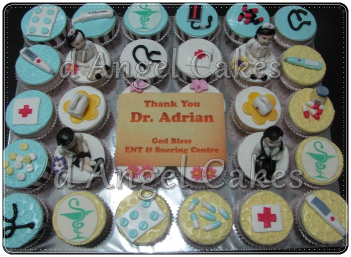 Doctor Cupcakes