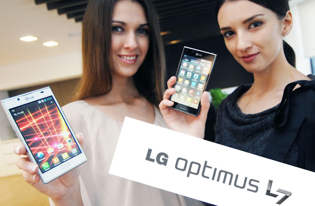 LG OPTIMUS L7 Android Smartphone New Images, Features Photos and Pictures 3