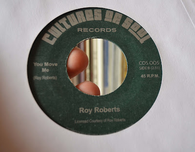 Roy Roberts - So Much In Love / You Move Me 2011 (Cultures Of Soul)