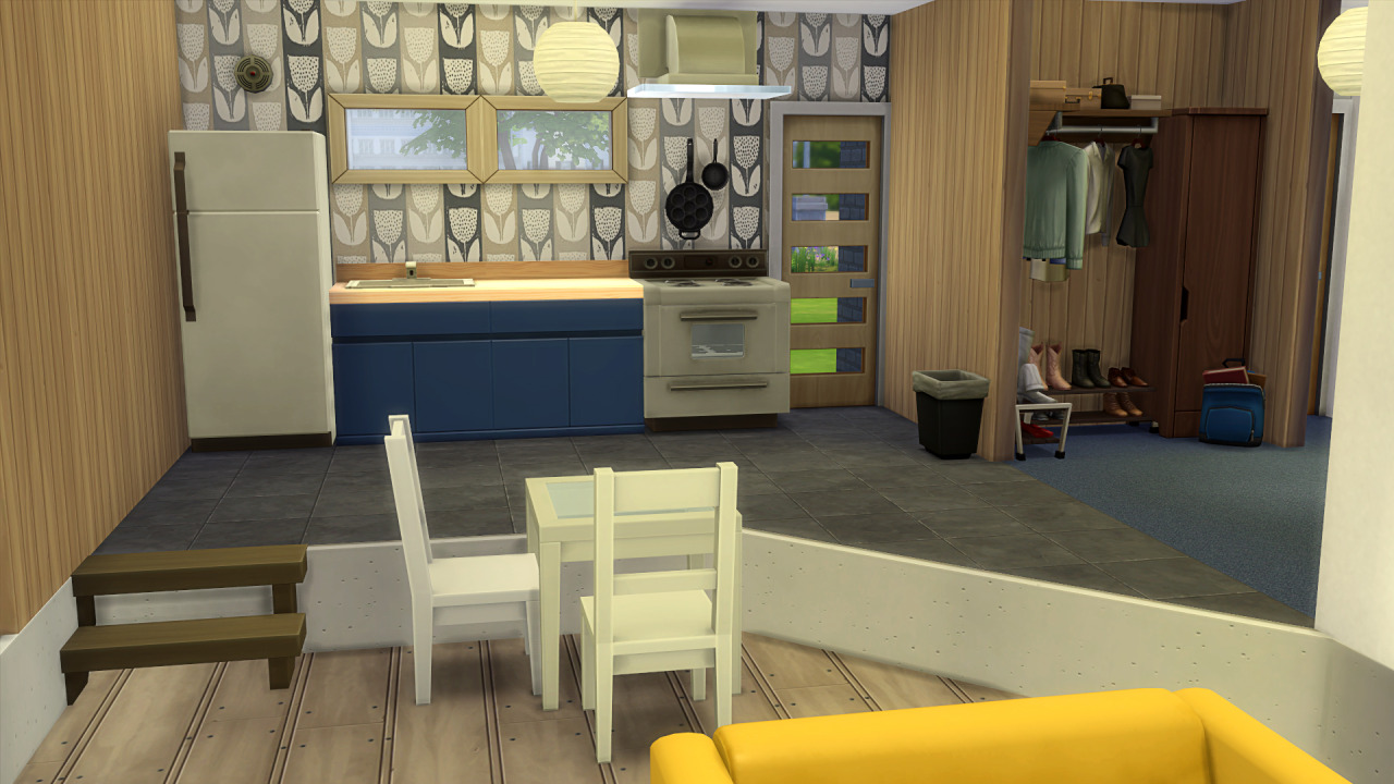 My Sims 4 Blog Newcrest Starter Home By Peachandherpan
