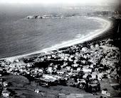 Playa de Salinas 1957