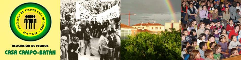 Asociación de Vecinos Casa Campo Batán