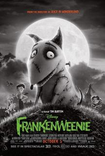 Frankenweenie &#8211; DVDRIP LATINO