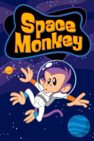 space monkey game videos
