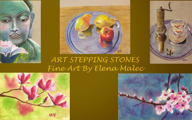 ART STEPPING STONES